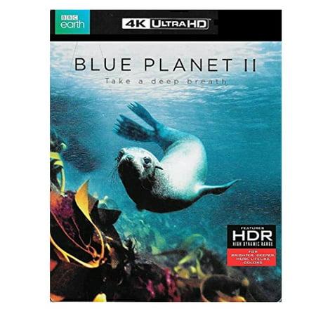 Refurbished Samsung (VIPRB-Blue Planet II (Blu ray)) Blue Planet II (Blu ray)