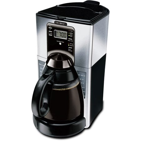 6 Cup Coffee Maker Programmable : Mr. Coffee 12-Cup Programmable Coffee Maker - Walmart.com
