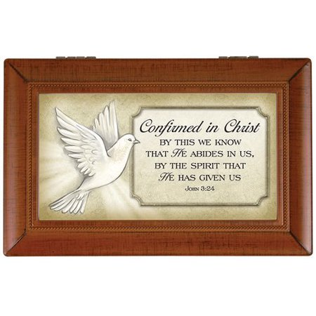 Carson Home Accents Confirmed in Christ Decorative