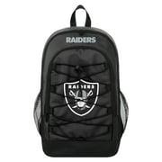 FOCO - NFL Bungee Backpack, Oakland Raiders
