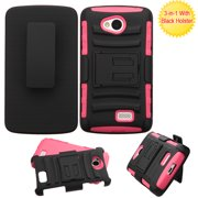 For LG Transpyre Impact Advanced Armor Protector Cover Case w/Holster
