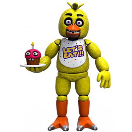 Funko Five Nights at Freddy's Chica Vinyl Mini Figure [No Packaging] - Chica Show