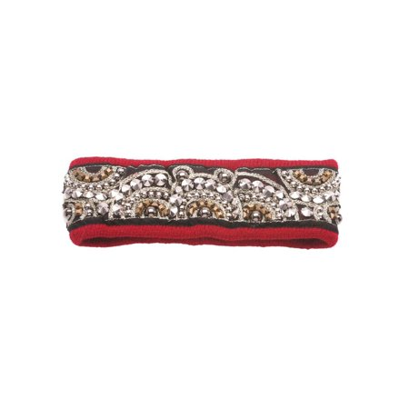 Womens Bejeweled Fashion Headband