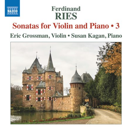 Sonatas for Violin & Piano 3 (Easy Halloween Songs For Violin)