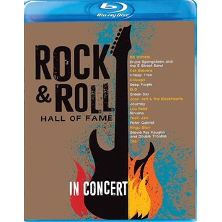 Rock & Roll Hall of Fame: In Concert (Blu-ray)