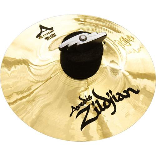 "Zildjian A Custom 8"" Splash Cymbal by The Avedis Zildjian Company, Inc"
