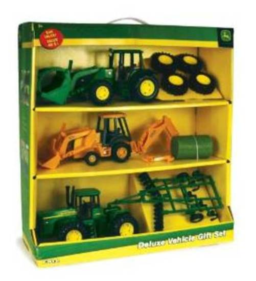 Ertl John Deere Replica Value Set