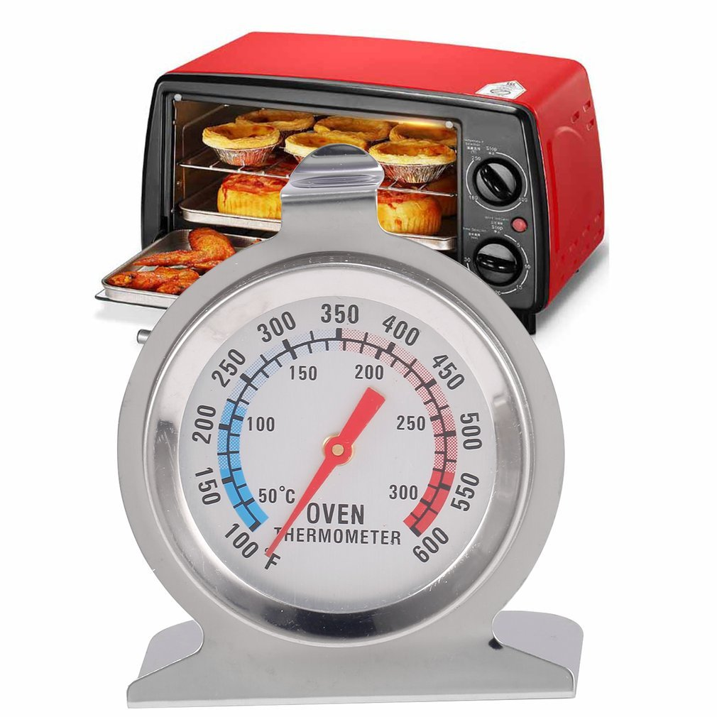 Click here to buy Classic Stand Up Food Meat Dial Oven Thermometer Temperature Gauge Gage.