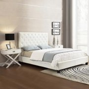 Tribecca Home  Sophie Tufted Full Upholstered Bed