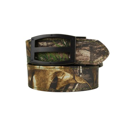 Nexbelt Tactical Series Belt - Realtree (Gold Golf Belt)