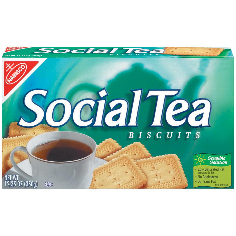 Nabisco Social Tea Biscuits, 12.4 oz