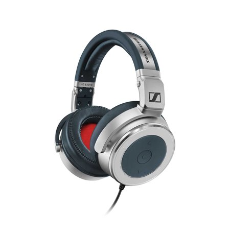 Sennheiser HD 630VB Audiophile Headphone with Adjustable Bass Response Sennheiser Silver Hd Headphone