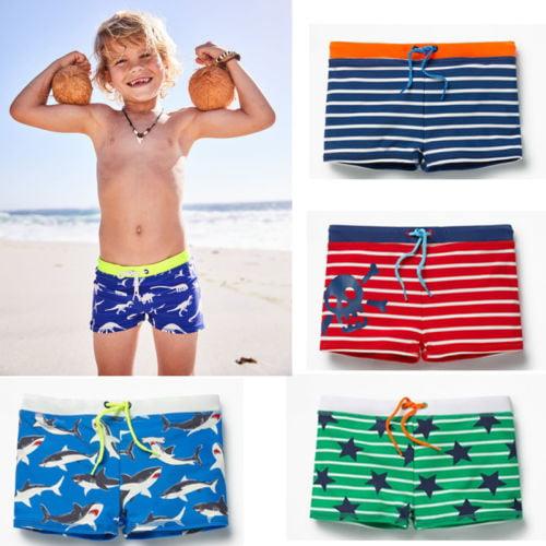 Emmababy - Boy Kids Swimming Shorts Swimwear Summer Beach Swim Trunks Pants  Clothes - Walmart.com 70ca3d9b7d79