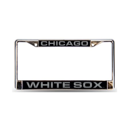 Chicago White Sox Chrome License Plate Frame