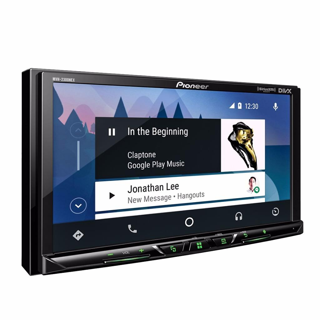 "7"" Double-Din In-Dash Digital Media Receiver"