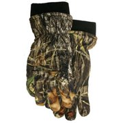 Midwest Quality Gloves 351TL-L LG Camo Lined Glove