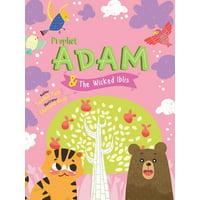 Prophets of Islam Activity Books: Prophet Adam and Wicked Iblis Activity Book (Paperback)