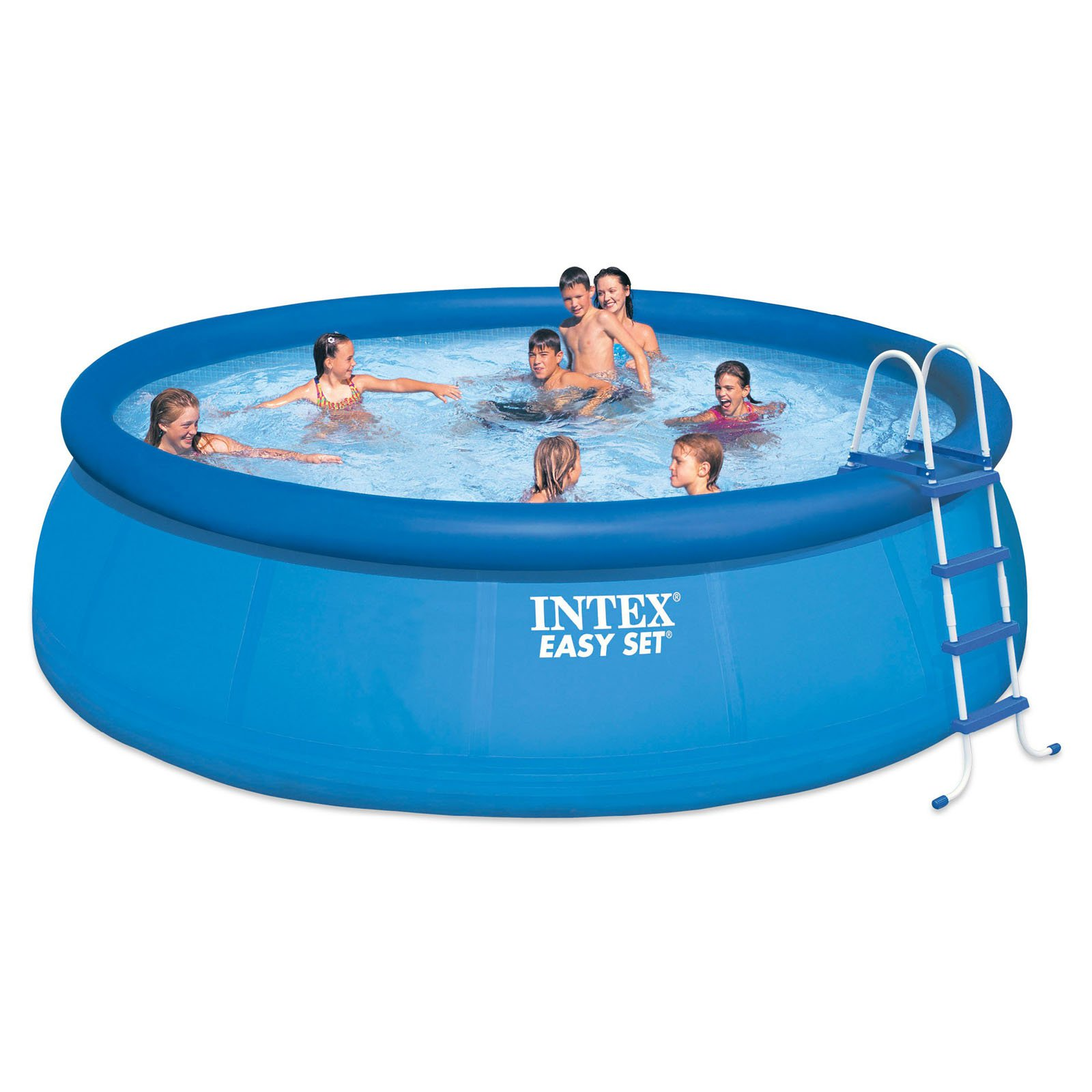 Intex 15 ft. x 48 in. Easy Set Swimming Pool with 1,000 GPH Filter Pump by Intex