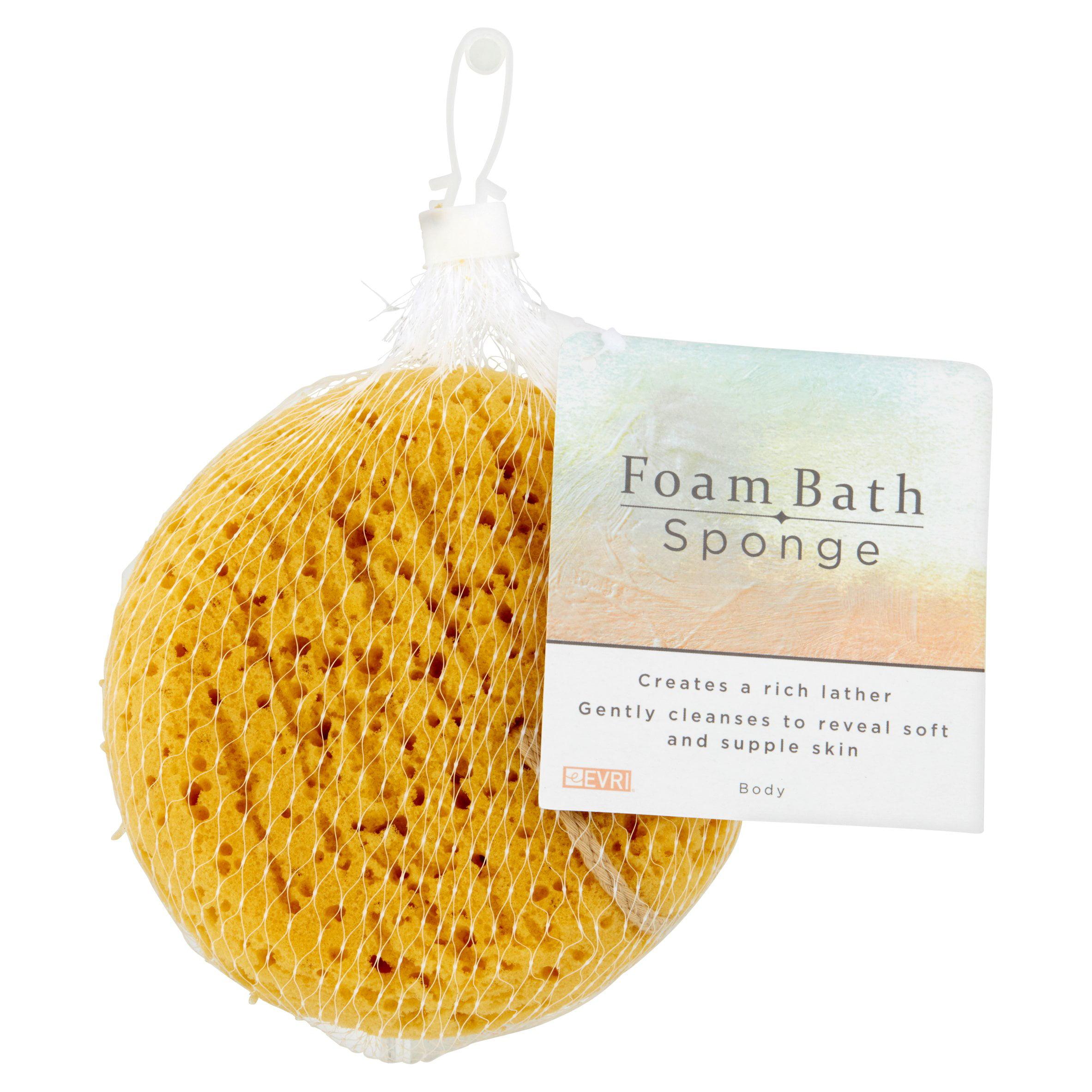 Evri Foam Bath Sponge by Evriholder Products LLC