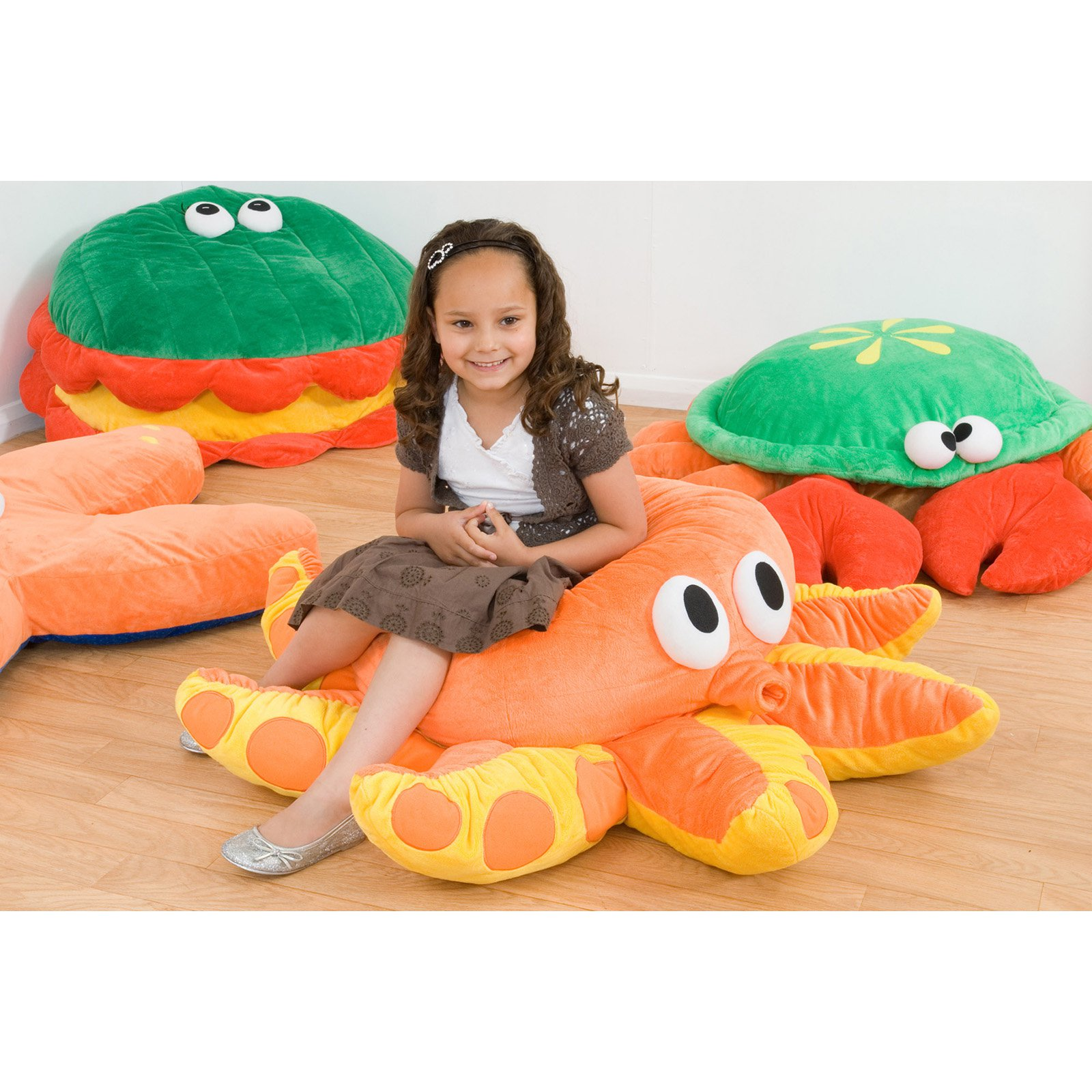 Kalokids Ozzy Octopus Giant Floor Cushion