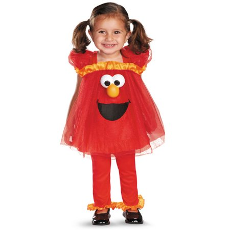 FRILLY ELMO LIGHT UP MOTION (Elmo Suit For Sale)