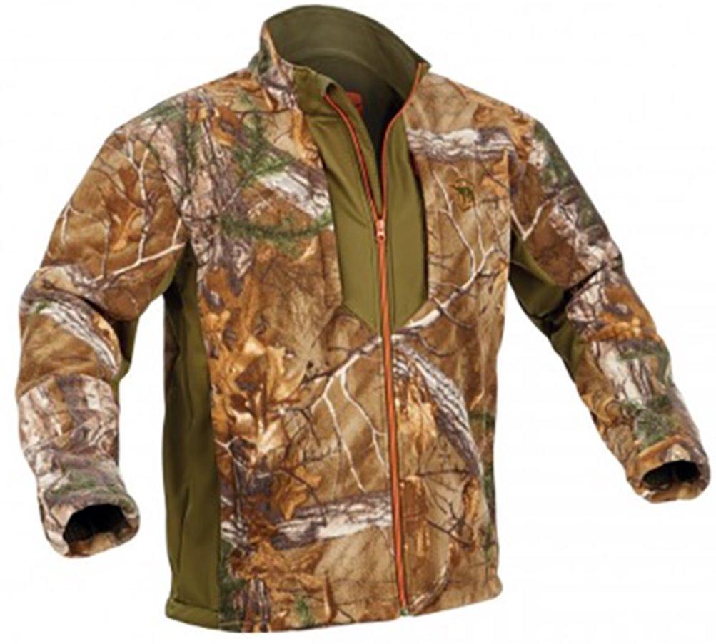 Arctic Shield Heat Echo Fleece Jacket Realtree Xtra Camo Large by Arctic Shield