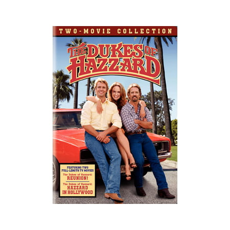 The Dukes of Hazzard: Reunion/...in Hollywood (DVD)