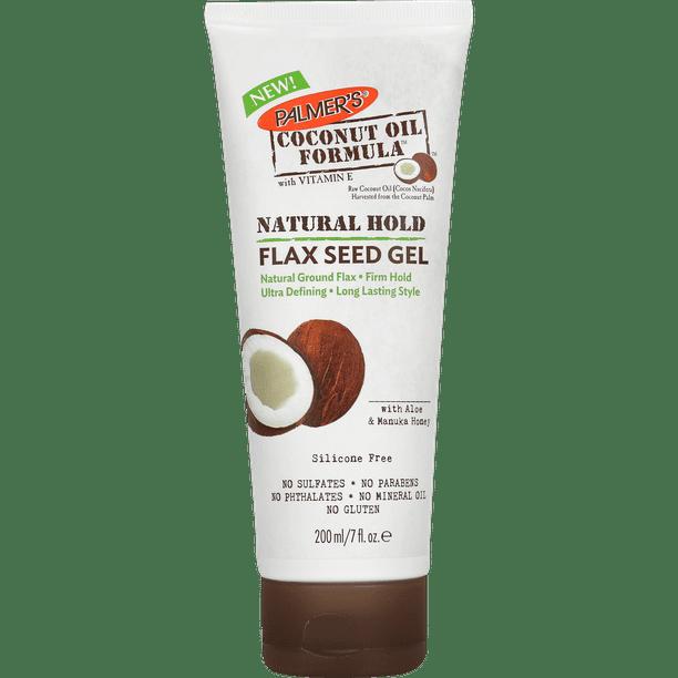 Palmer S Coconut Oil Formula Flax Seed Gel 7 Fl Oz Walmart Com Walmart Com