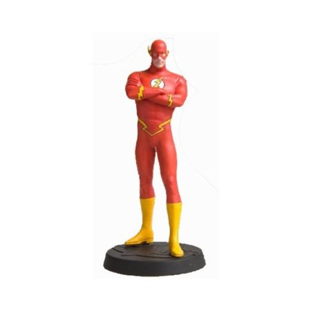 DC Superhero Figurine Collection Issue 5 - The Flash by Eaglemoss Publications - Superhero Figurines