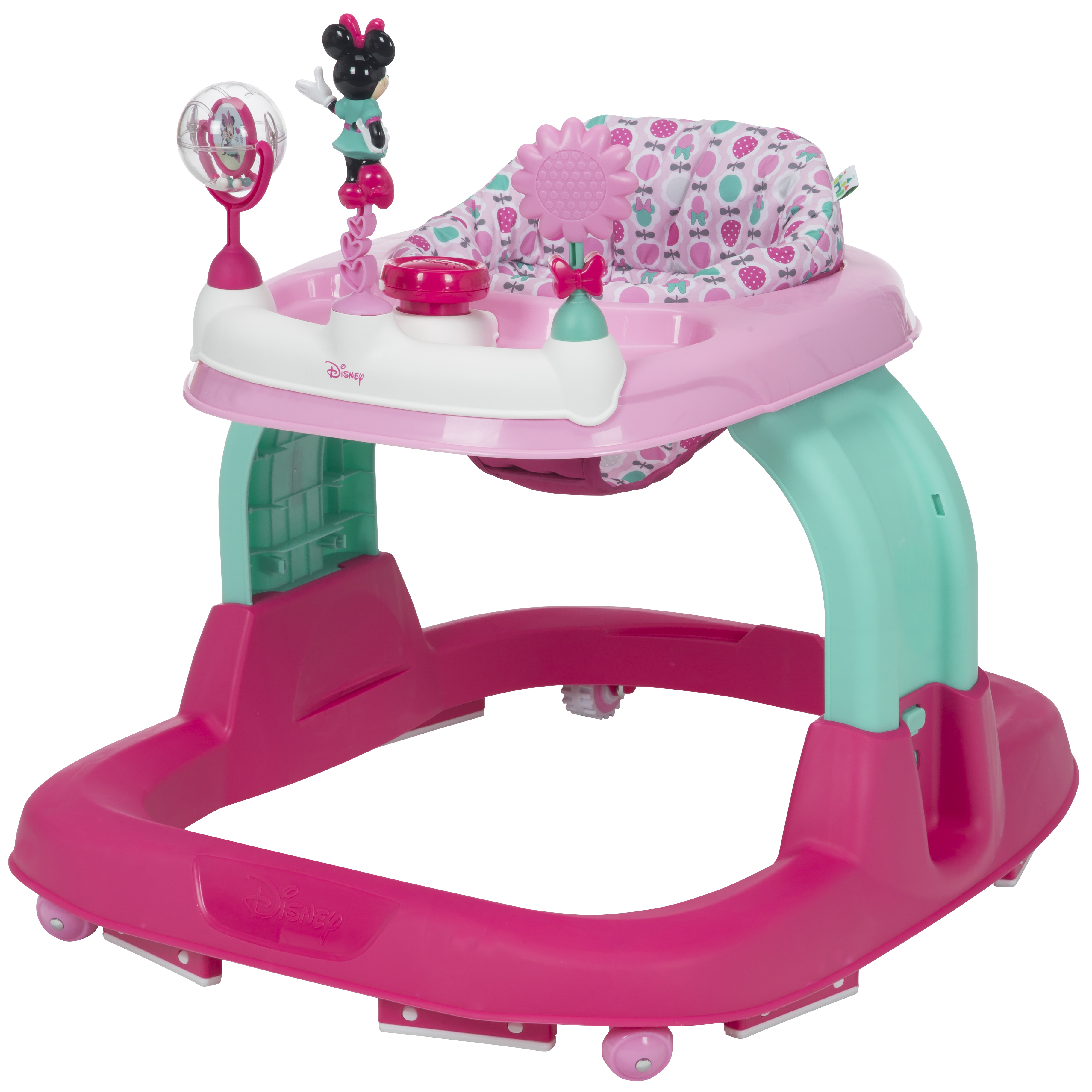 Disney Ready, Set, Walk! Developmental Walker by Disney Baby