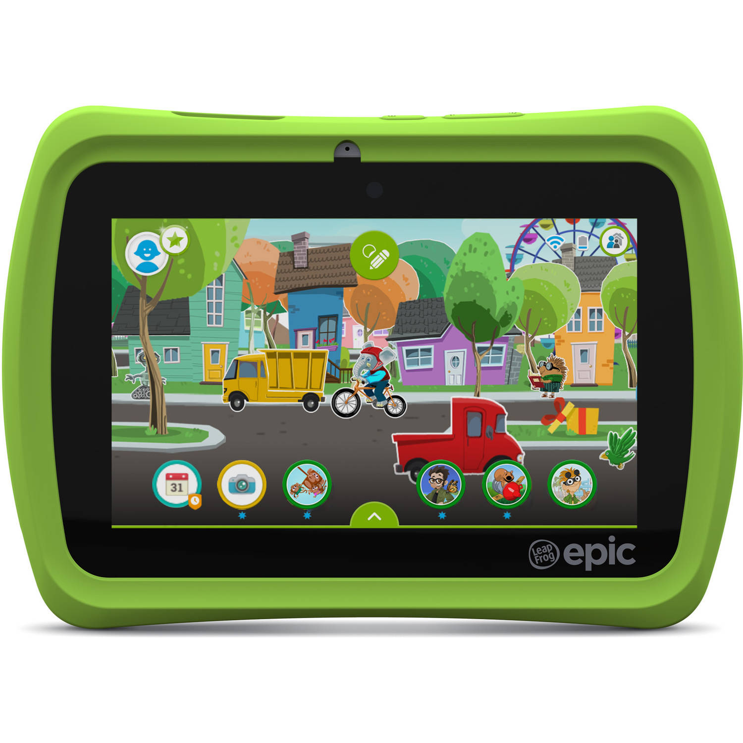 "LeapFrog Epic 7"" Android-based Kids Tablet 16GB"