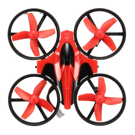 6 Right Hand Remote - Eachine E010 Mini UFO  6 Axis RC Drone Quadcopter RTF, Headless Mode Left/Right Hand Mode Memory Function Toys For Kid Adult Gifts