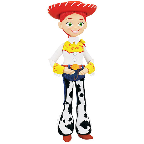Toy Story Talking Jessie Cowgirl Action Figure by Thinkway Toys