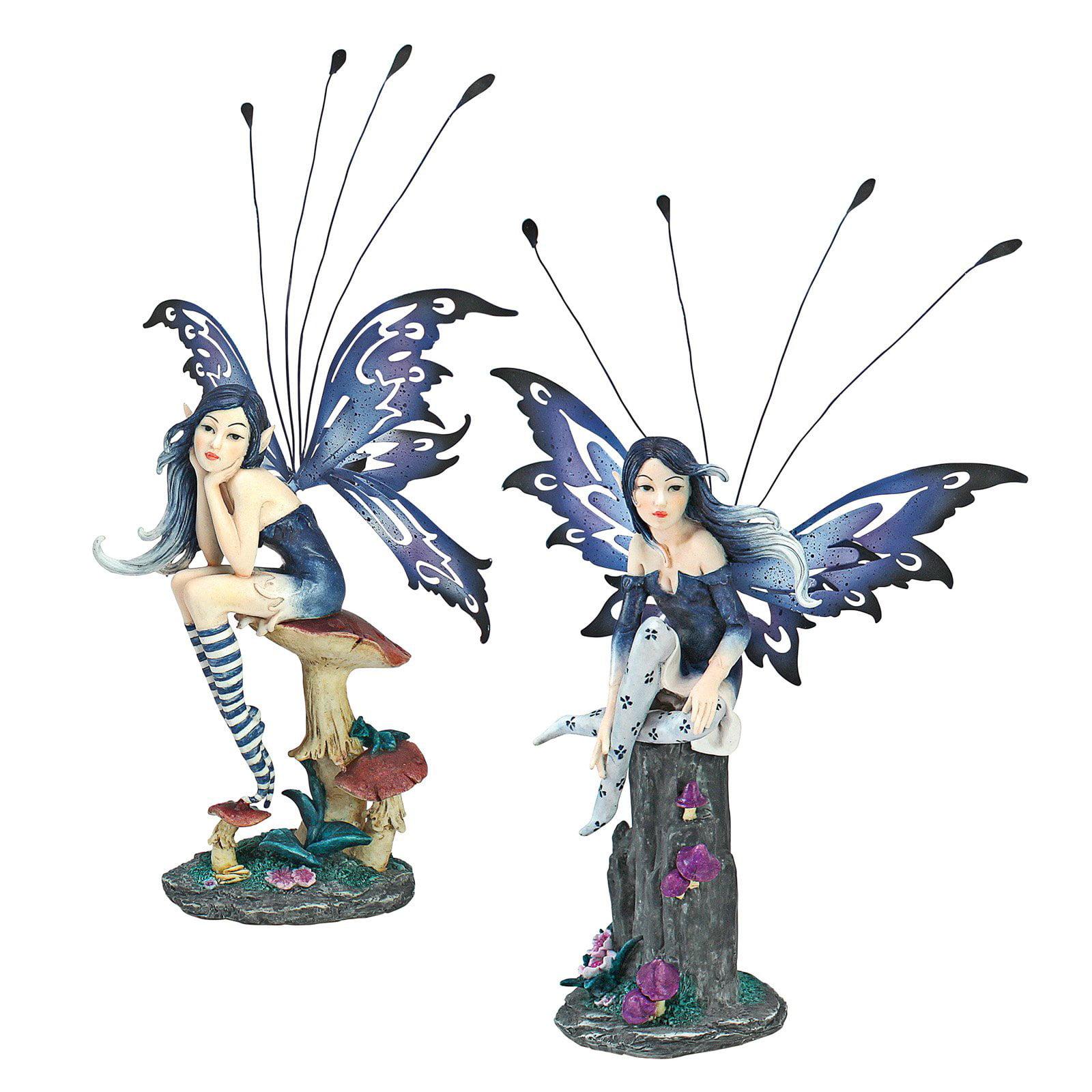 Design Toscano The Pepperwand Fairy Statue
