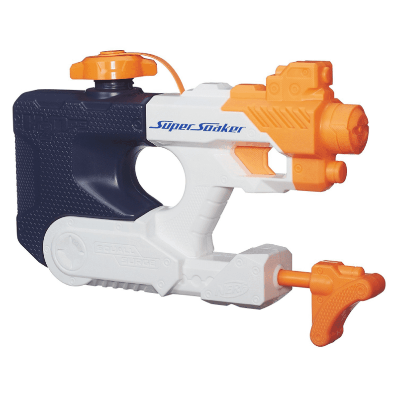 Nerf Super Soaker Squall Surge New FREE SHIPPING by