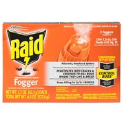 Best Roach Foggers - Concentrated Deep Reach Fogger - Kills Ants Roaches Review