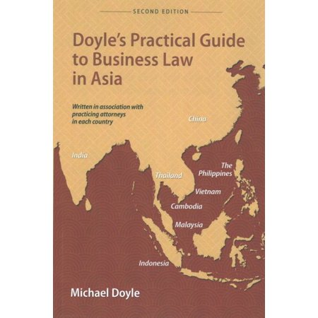 Doyle S Practical Guide To Business Law In Asia