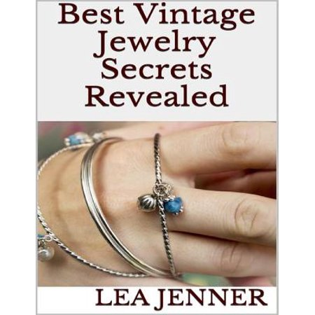 Best Vintage Jewelry Secrets Revealed - eBook