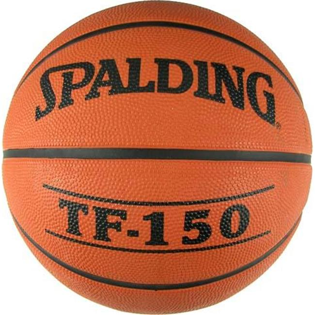 Olympia Sports BA415P Spalding TF150 Youth Rubber Basketball - image 1 of 1