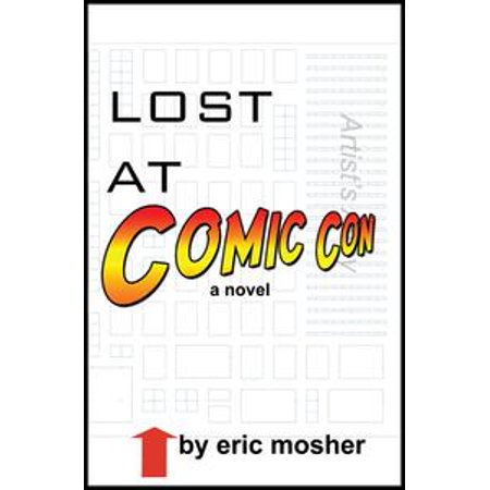 Lost at Comic Con - eBook - Ideas For Comic Con
