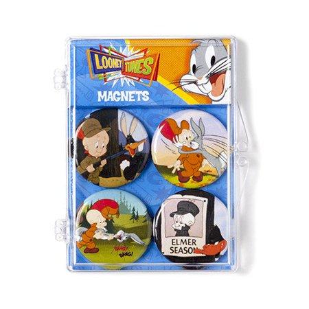 Looney Tunes Elmer Fudd Magnets Walmart Com Walmart Com
