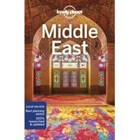 Lonely Planet Middle East - Paperback