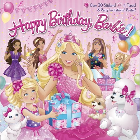 Happy Birthday, Barbie! (Barbie) - Happy Birthday Barbie