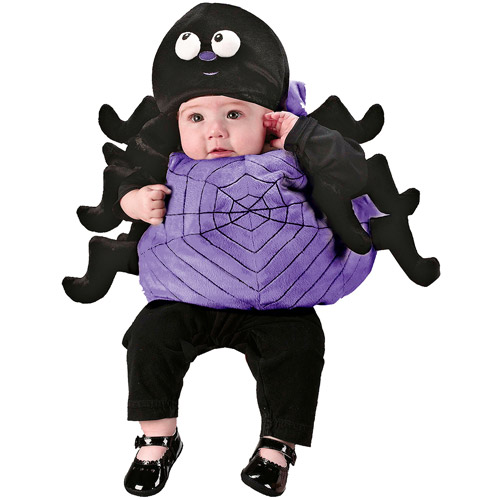 Infant Silly Spider Halloween Costume - One Size 6-12 Months