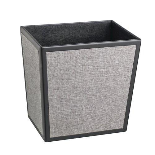 Kraftware Bath and Home 3.25 Gallon Waste Basket