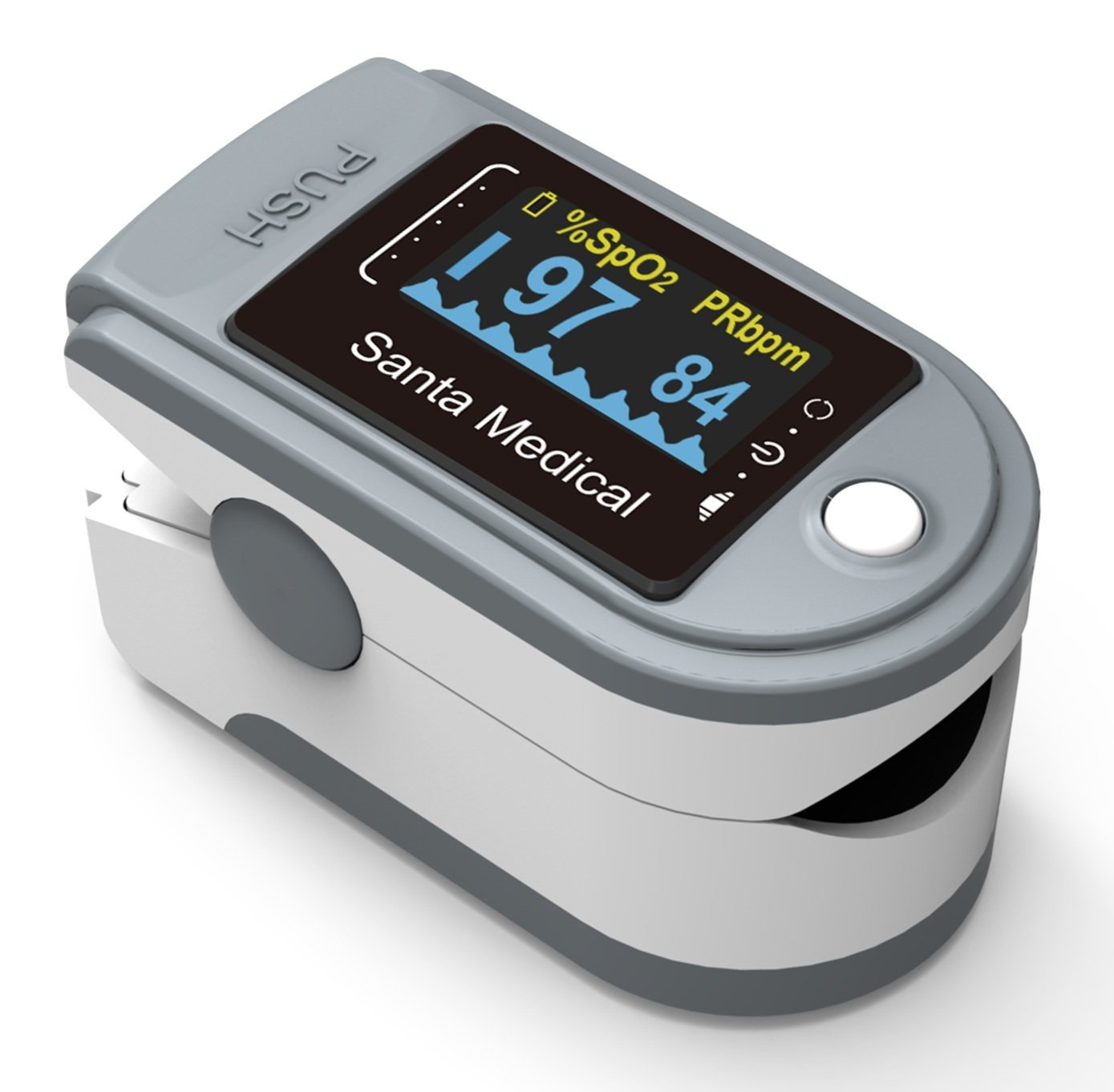 Santamedical Generation 2 SM-165 oxi Fingertip Pulse Oximeter