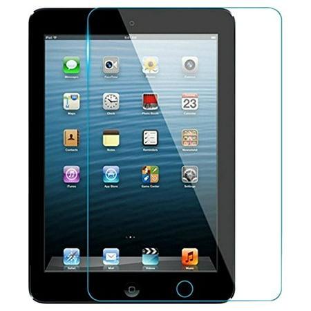 Encust iPad 2/3/4 or iPad Mini 1/2/3 HD Tempered Glass Screen Protector Anti Glare Anti Fingerprint, 9H Hardness Shatterproof Tablet Screen (iPad 2/3/4)