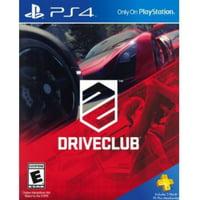 Drive Club, Sony, PlayStation 4, 711719100140