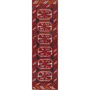 2x6 Balouch Afghan Oriental Rug Runner