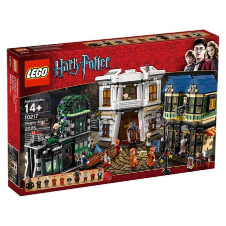 Lego Harry Potter Series 2 Diagon Alley Exclusive Set 10217
